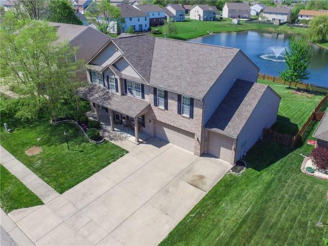 8122 Grassy Meadow Court, Indianapolis, IN 46259 (MLS #21564216) :: RE/MAX Ability Plus