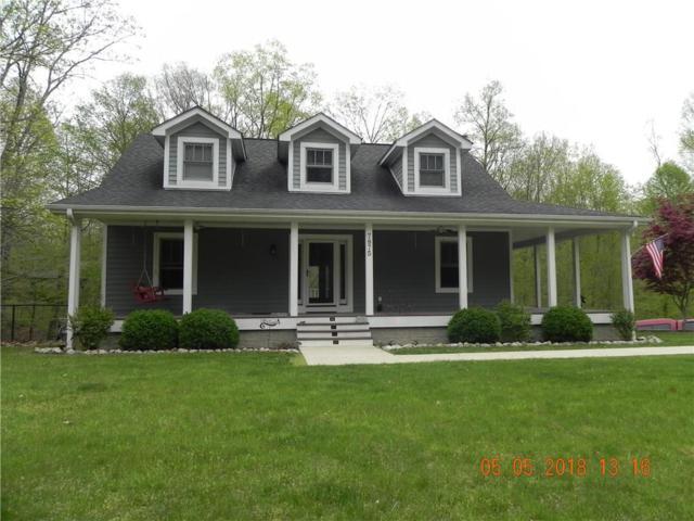 7875 Deer Drive, Nineveh, IN 46164 (MLS #21564250) :: The ORR Home Selling Team