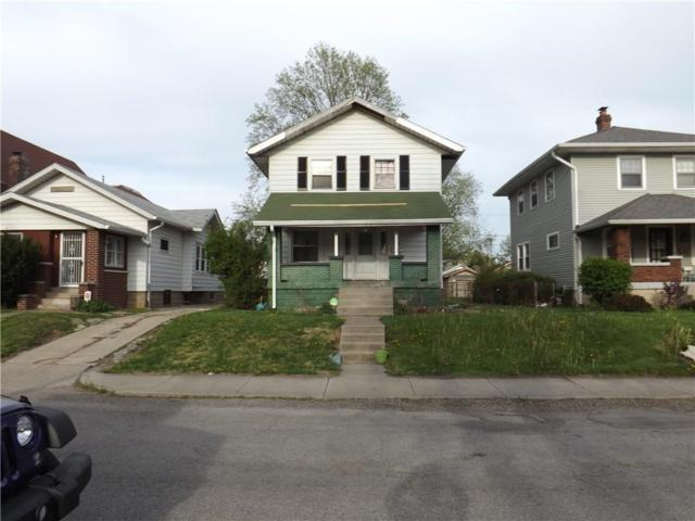 925 Wallace Avenue, Indianapolis, IN 46201 (MLS #21564271) :: RE/MAX Ability Plus