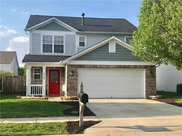 9708 Gibbon Lane, Avon, IN 46123 (MLS #21564311) :: RE/MAX Ability Plus