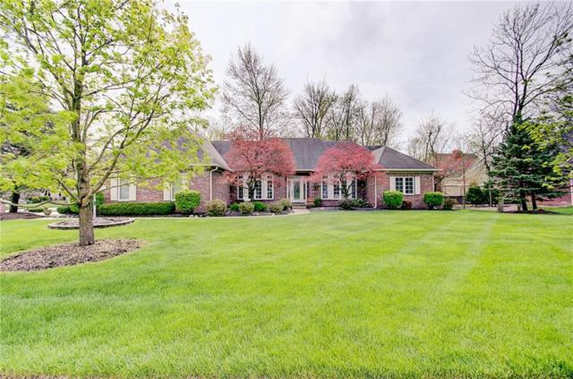 5318 Woodfield Drive S, Carmel, IN 46033 (MLS #21564346) :: Indy Plus Realty Group- Keller Williams