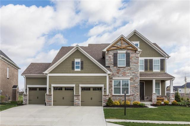 11258 E High Grove Circle, Zionsville, IN 46077 (MLS #21564349) :: Indy Plus Realty Group- Keller Williams