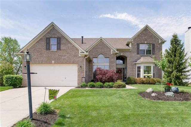 1860 Bridgewater Drive, Avon, IN 46123 (MLS #21564353) :: The ORR Home Selling Team