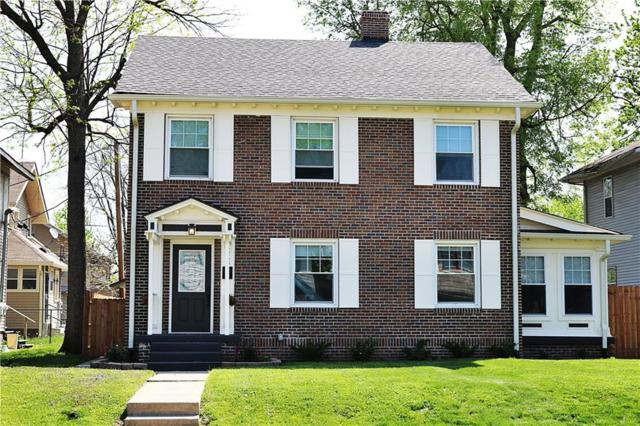 3263 Central Avenue, Indianapolis, IN 46205 (MLS #21564369) :: Indy Scene Real Estate Team