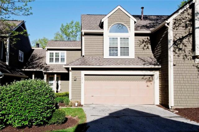 4714 Pennington Court, Indianapolis, IN 46254 (MLS #21564405) :: The Evelo Team