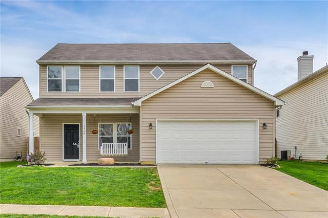 5748 Glass Chimney Lane, Indianapolis, IN 46235 (MLS #21564531) :: RE/MAX Ability Plus