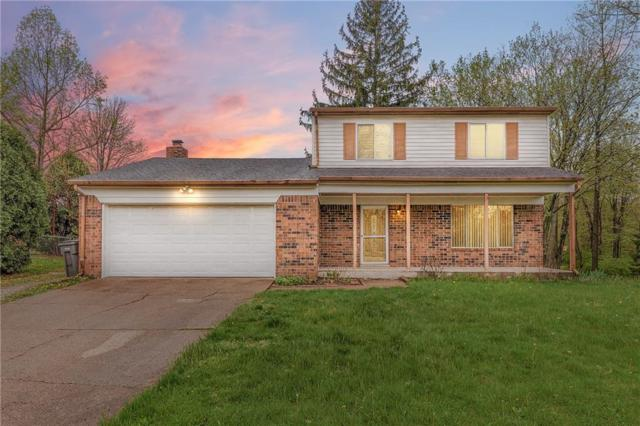 5501 Somers Drive, Indianapolis, IN 46237 (MLS #21564573) :: RE/MAX Ability Plus
