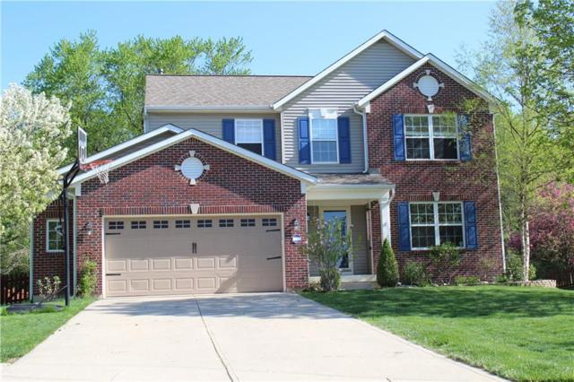 6640 Berrywood Drive, Avon, IN 46123 (MLS #21564585) :: The ORR Home Selling Team