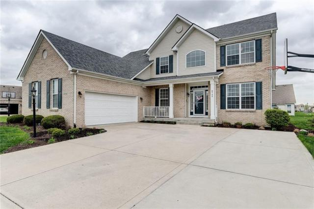 8749 N Commonview Drive N, Mccordsville, IN 46055 (MLS #21564604) :: The Evelo Team
