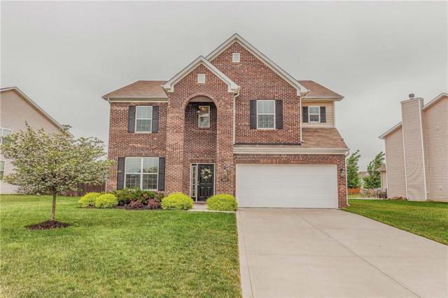 1669 Dorset Drive, Avon, IN 46123 (MLS #21564646) :: Mike Price Realty Team - RE/MAX Centerstone