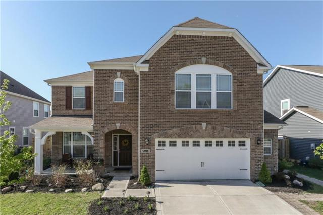 1299 Timber Bluff Road, Westfield, IN 46074 (MLS #21564657) :: Indy Scene Real Estate Team