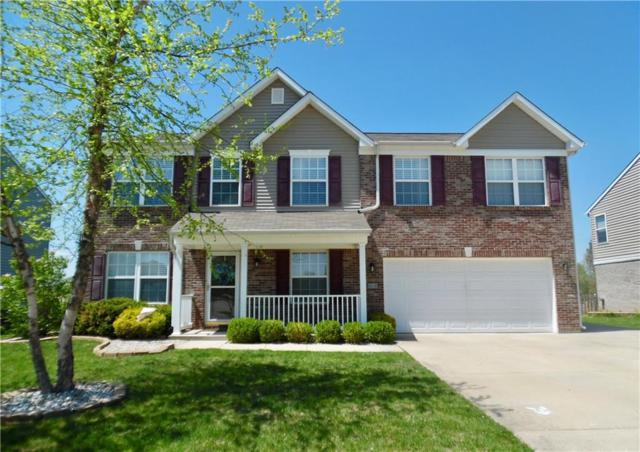 1288 Ivory Court, Greenwood, IN 46143 (MLS #21564658) :: Indy Plus Realty Group- Keller Williams