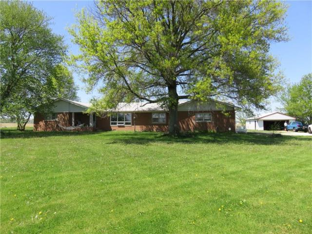 3968 E 700 Road N, Whiteland, IN 46184 (MLS #21564668) :: The Indy Property Source