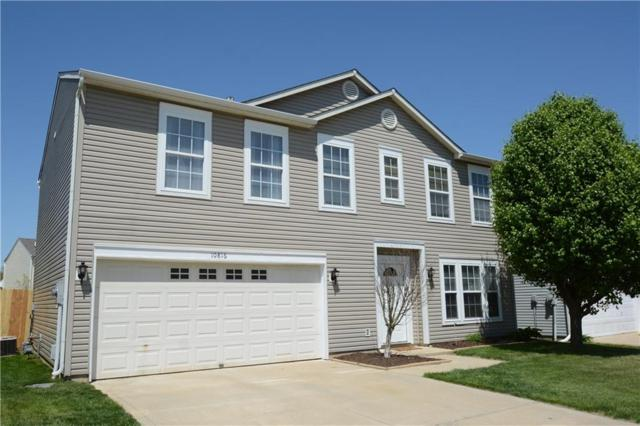 10816 Emery Drive, Indianapolis, IN 46231 (MLS #21564688) :: RE/MAX Ability Plus