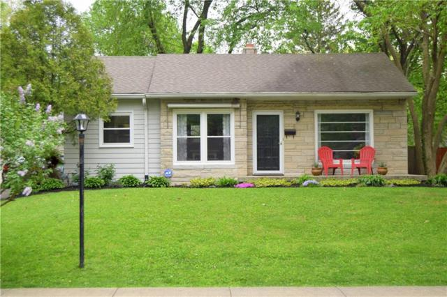 5627 Indianola Avenue, Indianapolis, IN 46220 (MLS #21564720) :: RE/MAX Ability Plus
