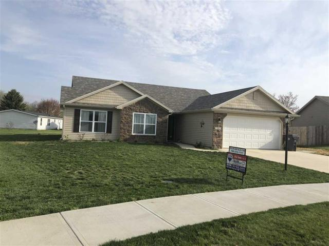 7912 Angus Avenue, Yorktown, IN 47396 (MLS #21564798) :: The ORR Home Selling Team