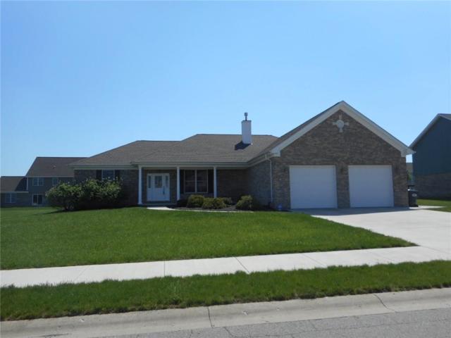 1000 N Fox Berry Drive, Yorktown, IN 47396 (MLS #21564811) :: The ORR Home Selling Team