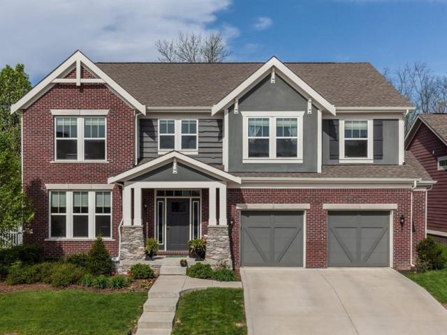 13054 Saxony Boulevard, Fishers, IN 46037 (MLS #21564867) :: The Evelo Team