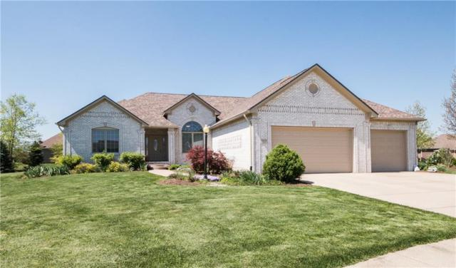 1216 American Avenue, Plainfield, IN 46168 (MLS #21564875) :: RE/MAX Ability Plus