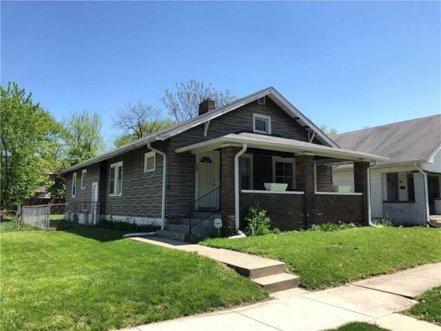 621 N Tecumseh Street, Indianapolis, IN 46201 (MLS #21564899) :: Indy Plus Realty Group- Keller Williams