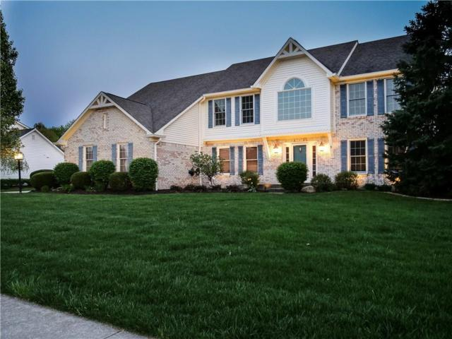 1815 Spruce Drive, Carmel, IN 46033 (MLS #21564906) :: Indy Plus Realty Group- Keller Williams
