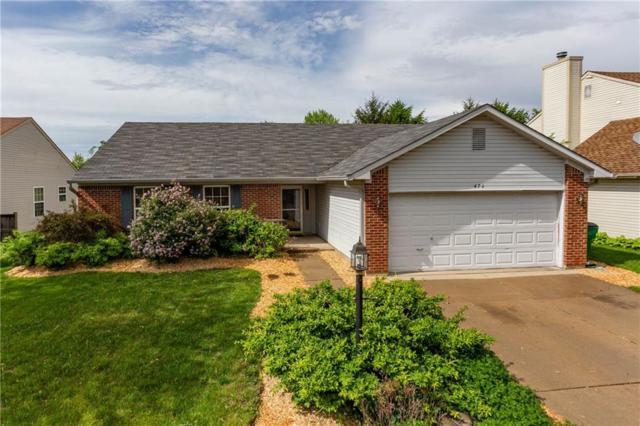 474 E Pine Ridge Drive, Westfield, IN 46074 (MLS #21564940) :: Indy Scene Real Estate Team