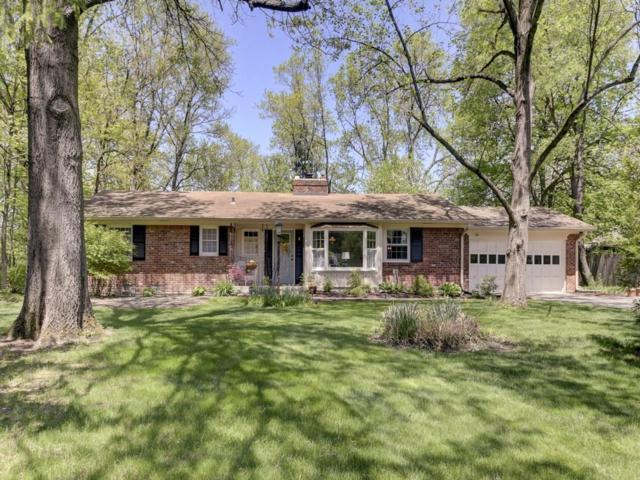 10444 Orchard Park Drive S, Indianapolis, IN 46280 (MLS #21565029) :: RE/MAX Ability Plus