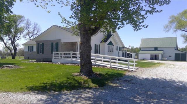 12099 N 400 E, Alexandria, IN 46001 (MLS #21565101) :: The ORR Home Selling Team