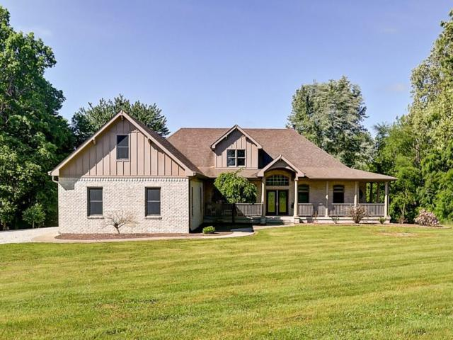 4372 S Dogan Drive, Martinsville, IN 46151 (MLS #21565130) :: Mike Price Realty Team - RE/MAX Centerstone