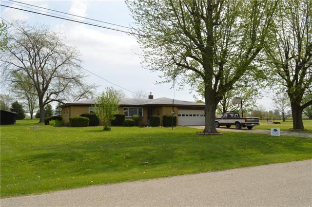 12531 W Arrowhead Drive, Daleville, IN 47334 (MLS #21565246) :: The ORR Home Selling Team