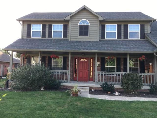 332 Elmscourt Circle, Greenwood, IN 46142 (MLS #21565317) :: Mike Price Realty Team - RE/MAX Centerstone