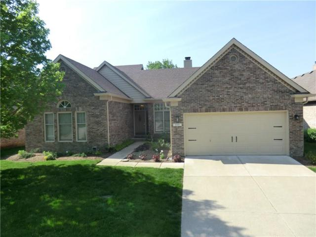 5261 Faye Court, Carmel, IN 46033 (MLS #21565348) :: The ORR Home Selling Team