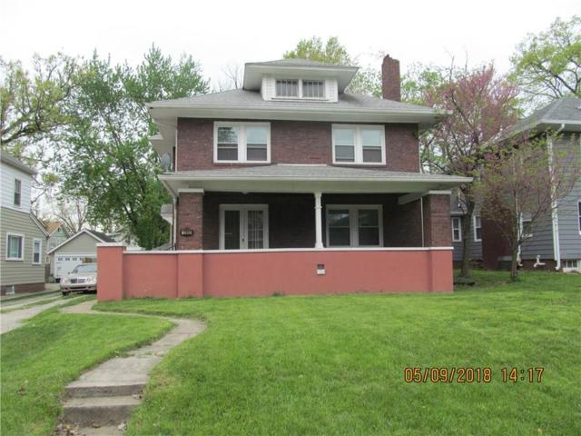 3902 Guilford Avenue, Indianapolis, IN 46205 (MLS #21565358) :: Indy Plus Realty Group- Keller Williams