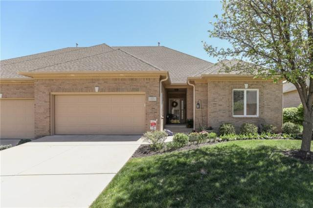 1473 Heron Ridge Boulevard, Greenwood, IN 46143 (MLS #21565378) :: Indy Scene Real Estate Team