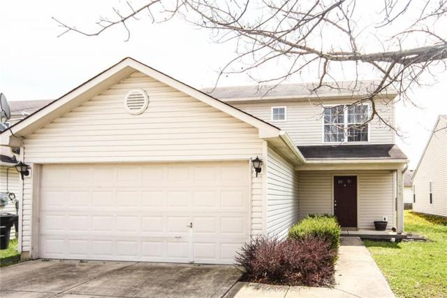 10305 Hornton Street, Indianapolis, IN 46236 (MLS #21565380) :: The Evelo Team