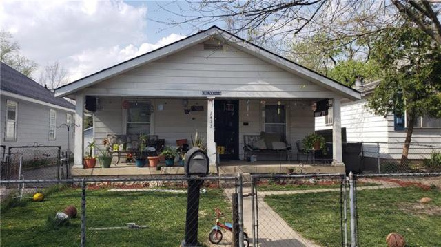 1412 E Gimber Street, Indianapolis, IN 46203 (MLS #21565388) :: Indy Plus Realty Group- Keller Williams