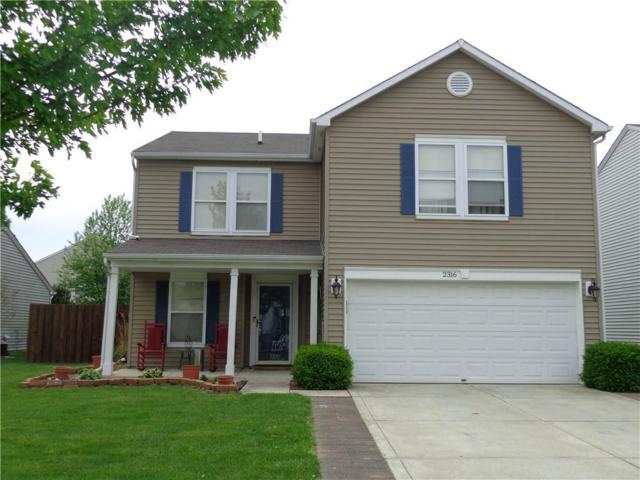 2316 Cedarmill Drive, Franklin, IN 46131 (MLS #21565408) :: RE/MAX Ability Plus