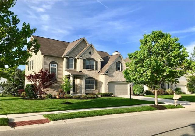 12402 Goodloe Drive, Fishers, IN 46037 (MLS #21565422) :: Indy Plus Realty Group- Keller Williams