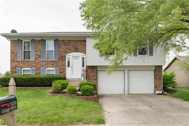 5030 Gringo Drive, Indianapolis, IN 46237 (MLS #21565441) :: RE/MAX Ability Plus