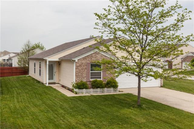 7920 Caraway Place, Indianapolis, IN 46239 (MLS #21565552) :: The Evelo Team
