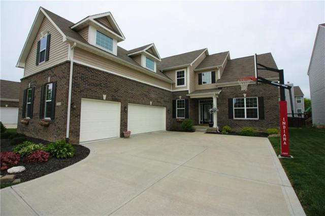 12226 Eddington Place, Fishers, IN 46037 (MLS #21565560) :: The Evelo Team