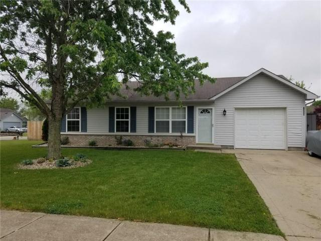 4004 Willow Court, Franklin, IN 46131 (MLS #21565619) :: The Evelo Team