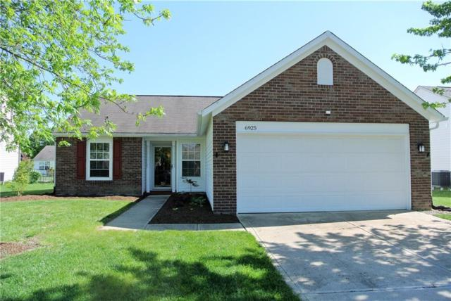 6925 Bosk Court, Indianapolis, IN 46237 (MLS #21565691) :: RE/MAX Ability Plus