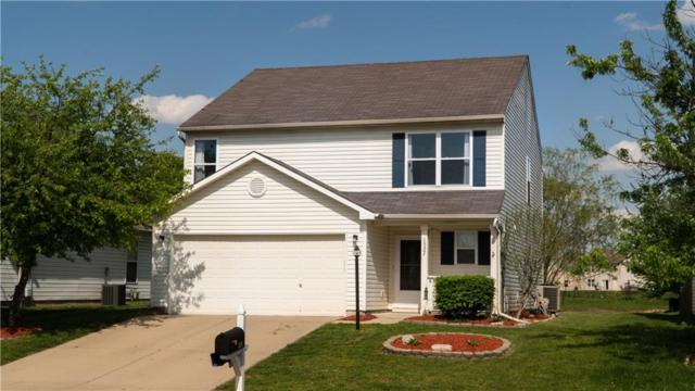 1327 Osprey Way, Greenwood, IN 46143 (MLS #21565712) :: The Evelo Team