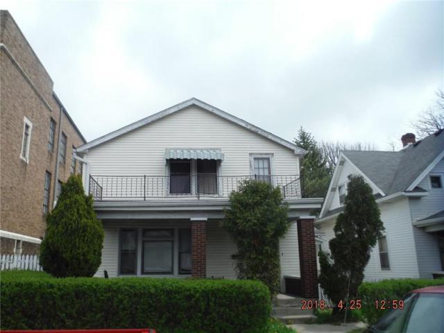 1019 N Olney Street, Indianapolis, IN 46201 (MLS #21565722) :: FC Tucker Company