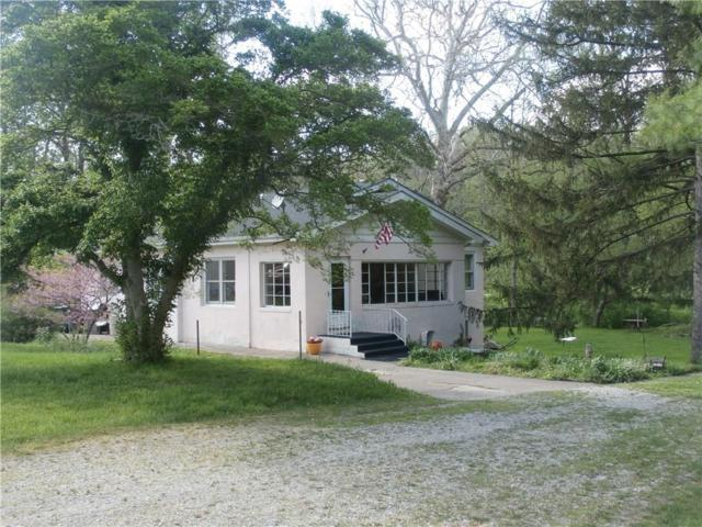 5966 W County Road 875 S, Knightstown, IN 46148 (MLS #21565727) :: Mike Price Realty Team - RE/MAX Centerstone