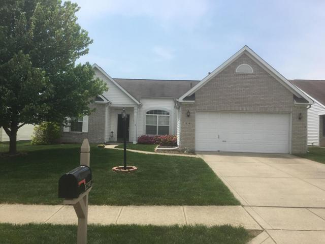 12343 Carriage Stone Drive, Fishers, IN 46037 (MLS #21565777) :: Indy Plus Realty Group- Keller Williams
