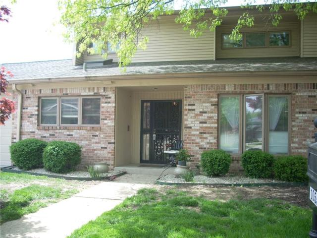 1055 Andalusia Grove #2, Indianapolis, IN 46260 (MLS #21565797) :: FC Tucker Company