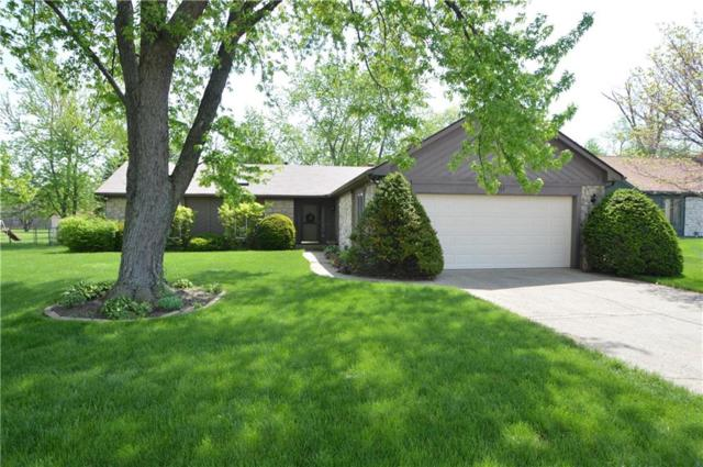 7717 Hague Road, Indianapolis, IN 46256 (MLS #21565822) :: RE/MAX Ability Plus