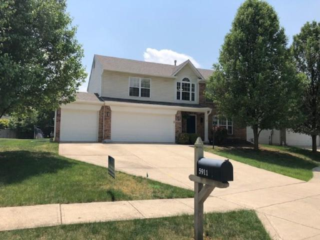 5911 Vets Circle, Indianapolis, IN 46221 (MLS #21565832) :: The Evelo Team